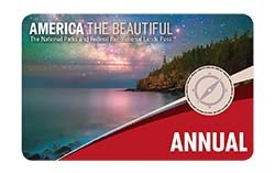 Front of 2019 Annual Pass