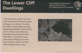 Lower Cliff Dwelling floorplan