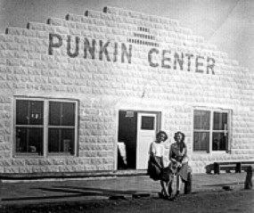 Punkin Center Store - 1947