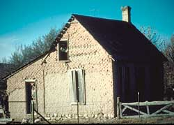 Preservation brief 5 preservation of historic adobe buildings Building an adobe house