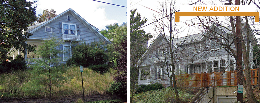 Preservation Brief 14 New Exterior Additions To Historic Buildings Preservation Concerns