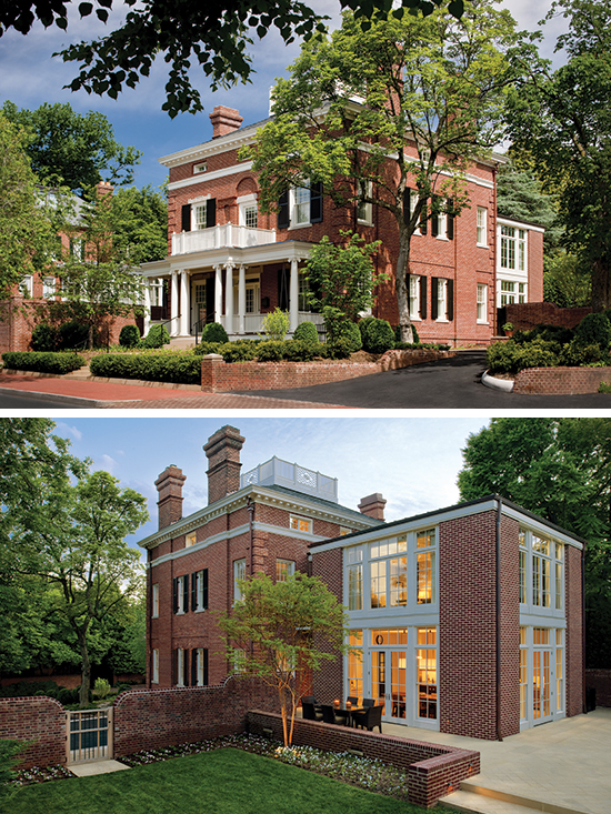 Preservation Brief 14: New Exterior Additions to Historic Buildings on