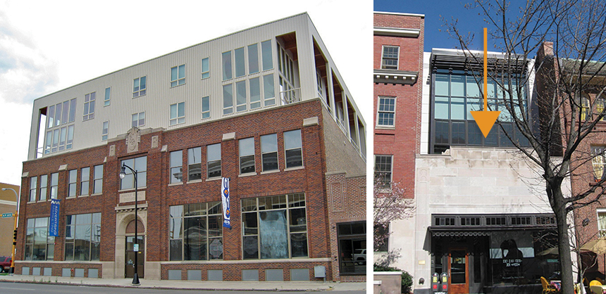 preservation brief 14 new exterior additions to historic buildings