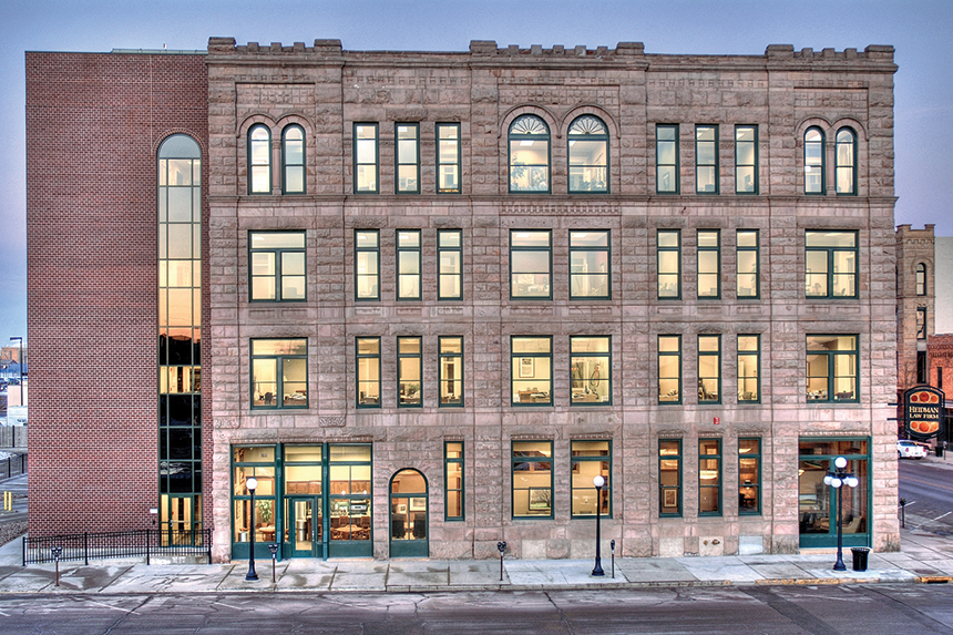 Preservation brief 14 new exterior additions to historic - Exterior building design pictures ...