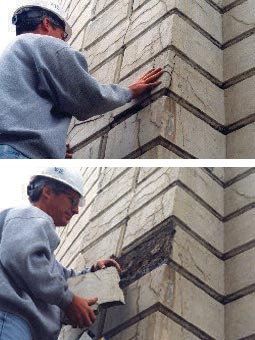 Preservation Brief 15 Preservation Of Historic Concrete
