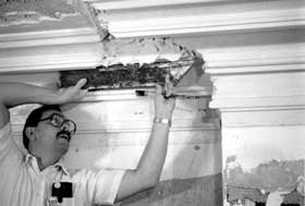 Preservation Brief 23 Preserving Historic Ornamental Plaster
