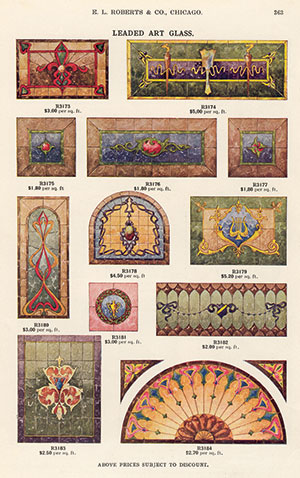 Preservation brief 33 the preservation and repair of for Free craft catalogs mail