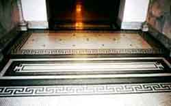 Preservation Brief Preserving Historic Ceramic Tile Floors - 1930s floor tiles reproduction