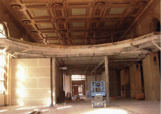 Preservation Brief 41: The Seismic Rehabilitation of Historic Buildings