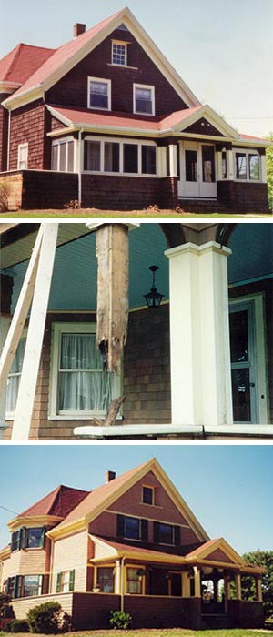 preservation brief 45  preserving historic wood porches