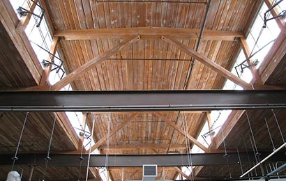 Daylighting sustainability guidelines technical for Clerestory roof truss design