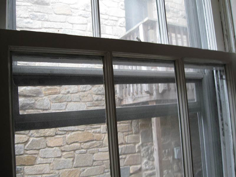 Aluminum Storm Windows Manufacturer Toronto Alternate Fit Porter St Interior  Lowes