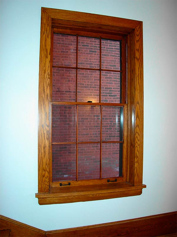 Weatherization sustainability guidelines technical for Wood replacement windows