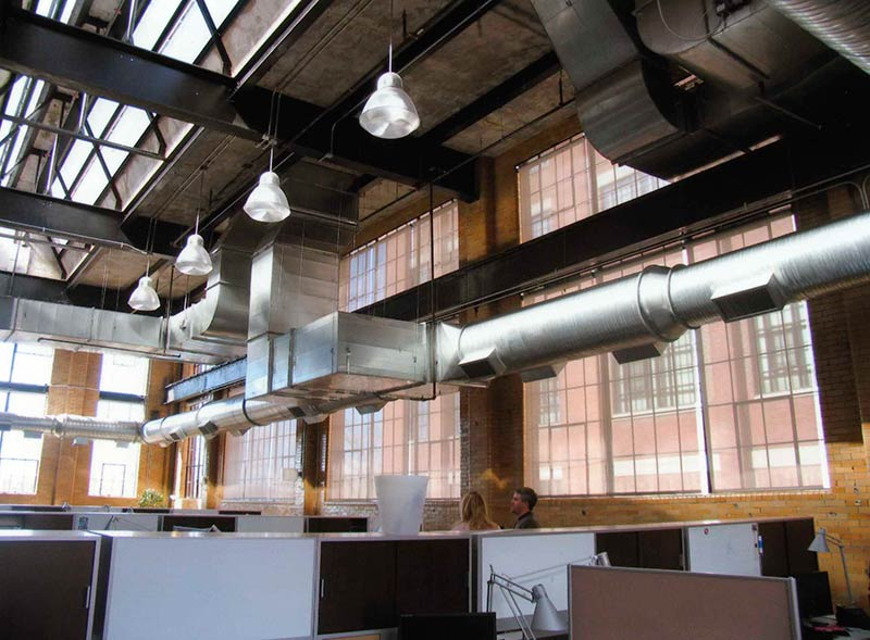 Introduction to the standards sustainability guidelines - Industrial interior ...