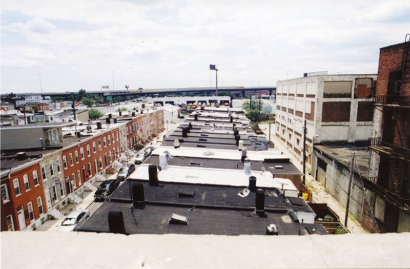 Apartment Building Roof roofs—sustainability guidelines—technical preservation services