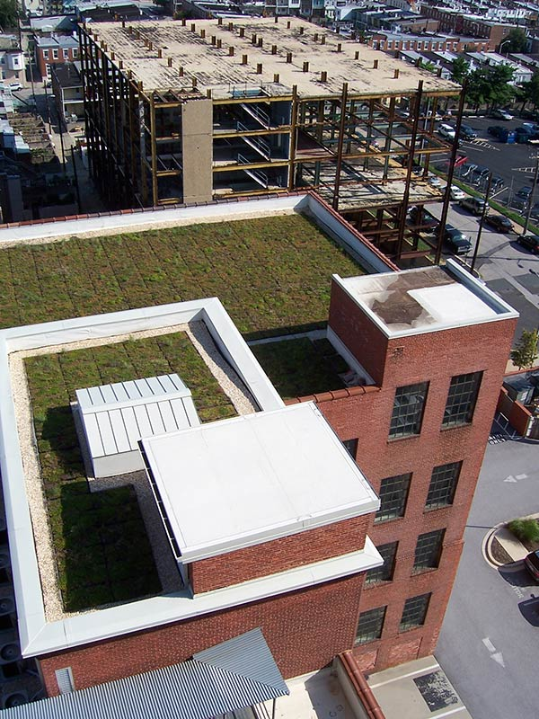 Roofs Sustainability Guidelines Technical Preservation