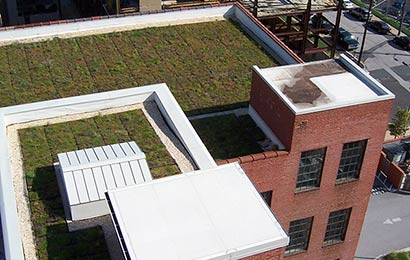 Buildings With Flat Roofs Images