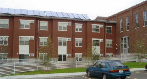 Solar Panels On New Additions Technical Preservation