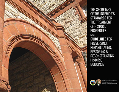 history of the standards guidelines for the treatment of historic rh nps gov historic preservation guidelines city historic preservation guidelines nps