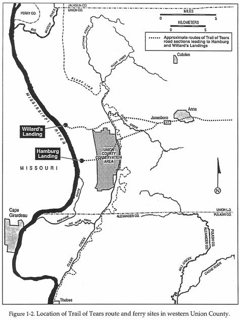 Illinois - Trail Of Tears National - 148.0KB