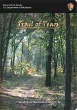 Cover of Trail of Tears DVD