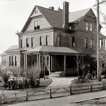 Historic Photo of the Oaks