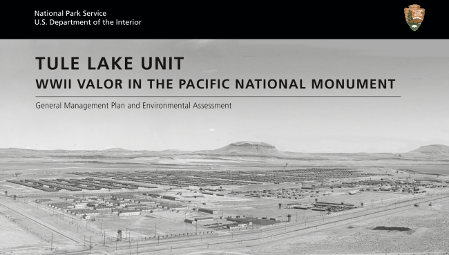 Image result for PHOTOS OF Tule Lake Unit National Monument