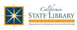 california State Library logo