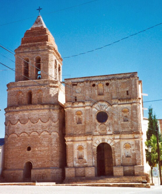 Arizpe Cathedral