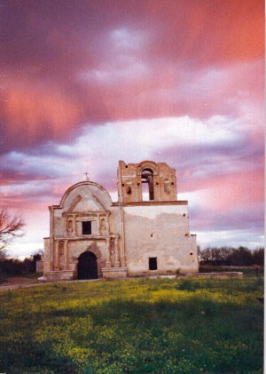 Tumacácori Mission Church
