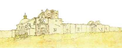 powell sketch of mission