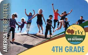 4th grade pass with children jumping
