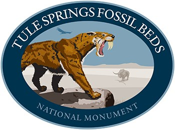 Tule Springs Fossil Beds National Monument Logo