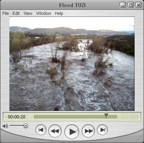 Verde River Flood