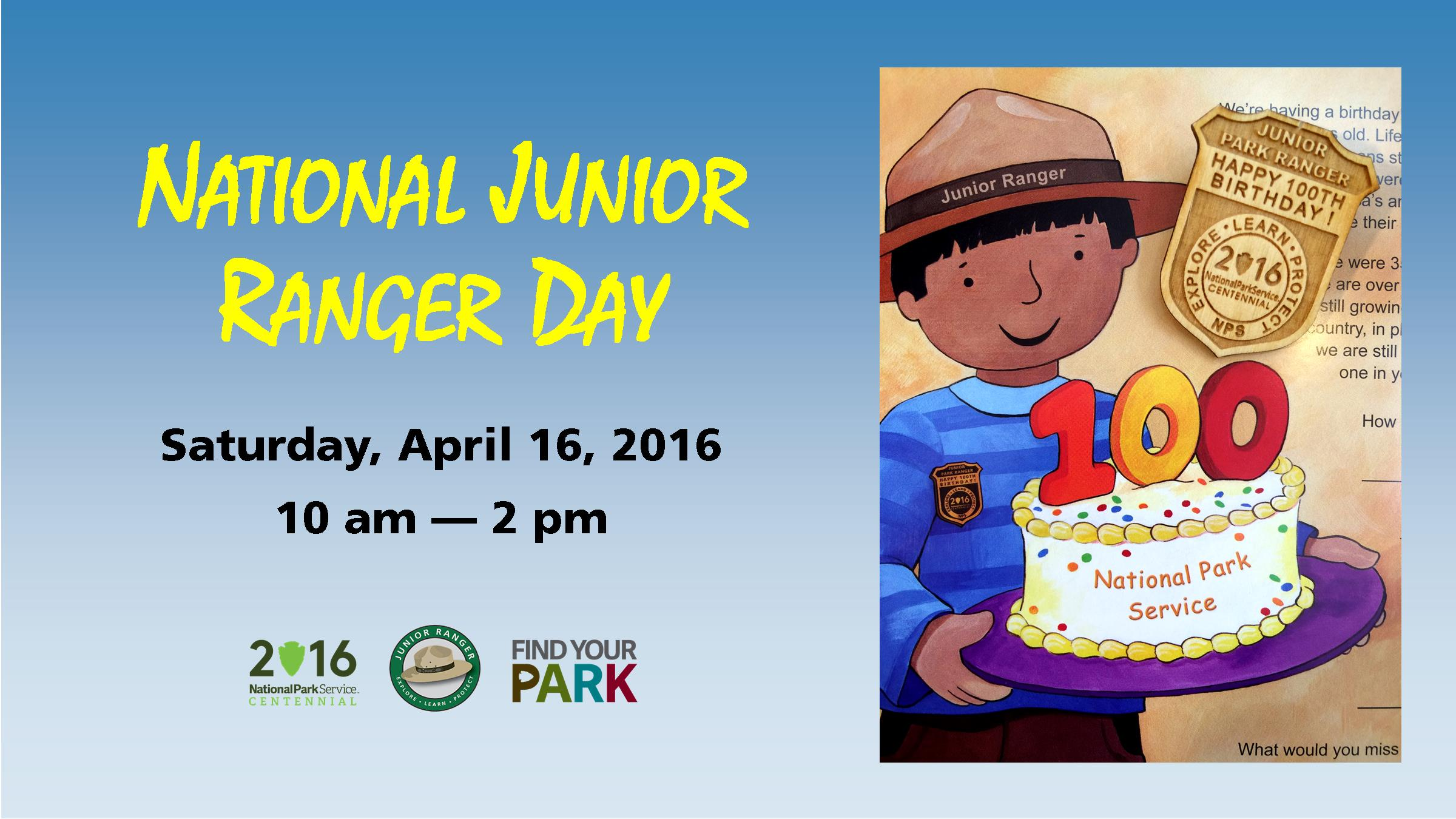 jr ranger day