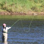 The Upper Delaware is one of the finest fishing rivers in the northeastern United States.