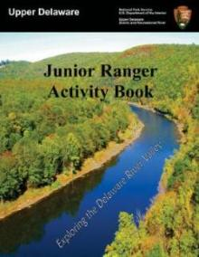 Junior Ranger Activity booklet