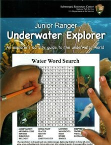 Underwater Junior Ranger Cover 220x286