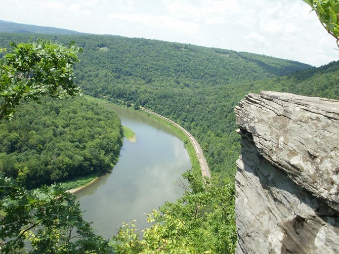 park ranger led nature hike of the bouchoux trail upper