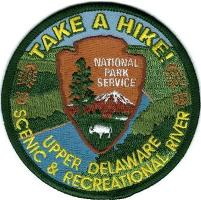 Take a Hike! patch