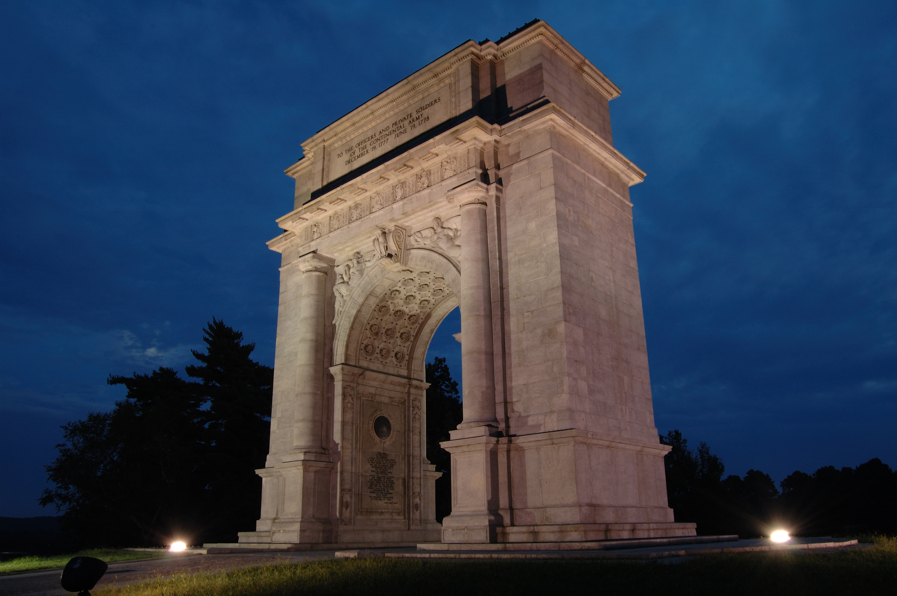 US National Memorial Arch