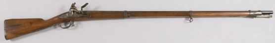 French Model 1777 Flintlock Musket