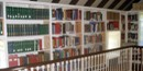 Maxwell's Library 2nd floor pictured are books and research material in the collection