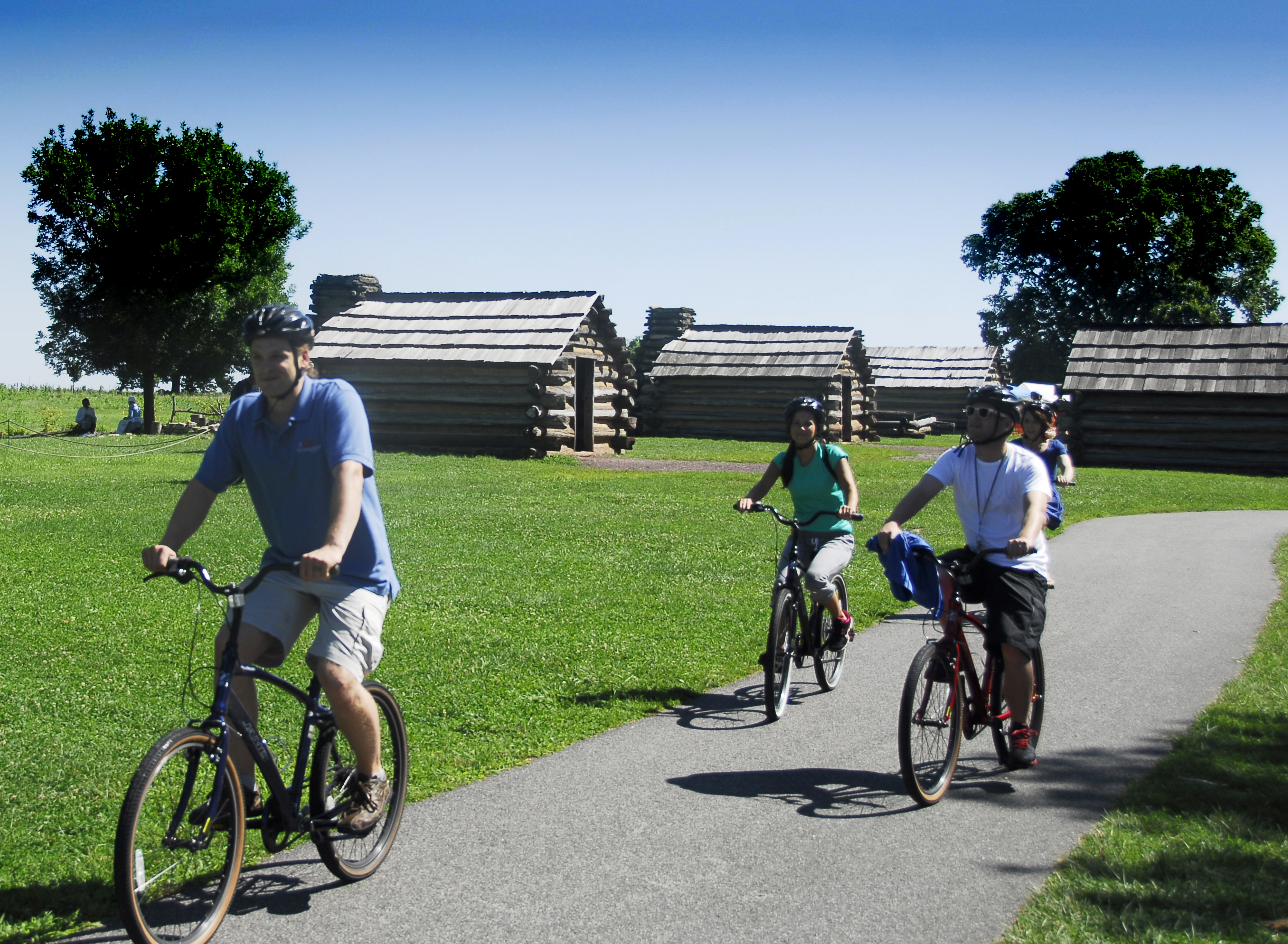 Bike Rentals At Valley Forge Valley Forge National Historical