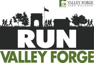 Run Valley Forge Logo