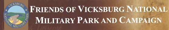 Friends of the Vicksburg National Military Park and Campaign Logo