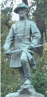 Statue of Lt. Gen. S. D. Lee