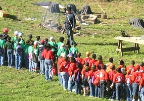 Ranger-led School Program