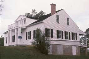 Present-day Shirley House
