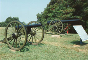 Third Louisiana Redan Cannon